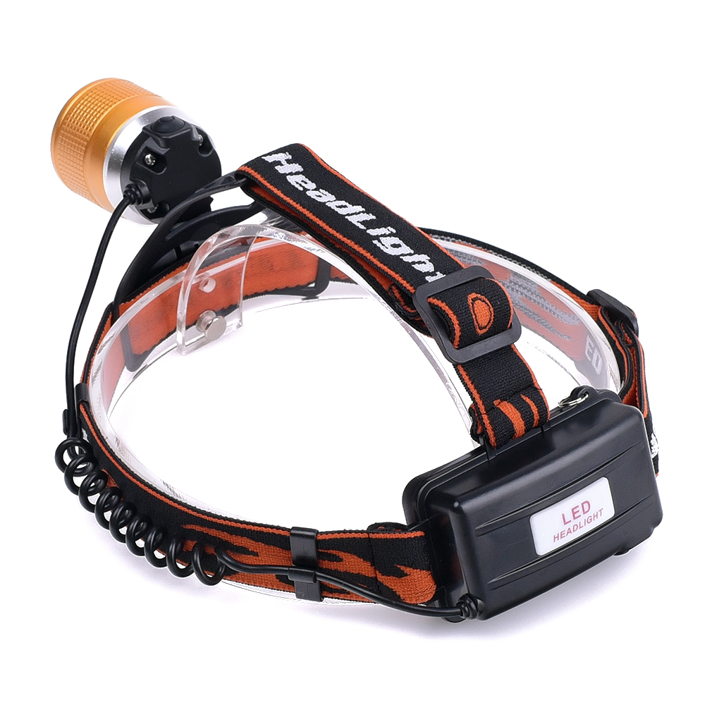 20000 Lumens Rechargeable Led Headlamp T6 Head Flashlight ...