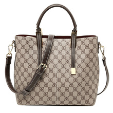 2019 Womens bag Fashion Printing Portable Large Capacity Single Shoulder Flower Bucket Multi-Function Large-Capacity Handbag