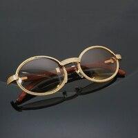 Оптовая продажа солнцезащитные очки со стразами для мужчин Картер очки Рамка роскошные очки из нержавеющей стали для свиданий вечерние Клу