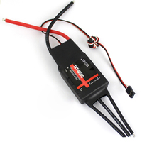 skywing 120A ESC speed controller with 5A/5V BEC for fixed wing RC airplane