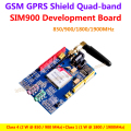 SIM900 GPRS/GSM Shield Development Board Quad-Band Module 850/900/1800/1900 MHz would work on GSM networks in all countries