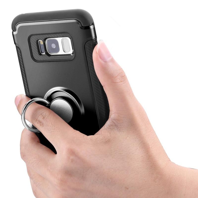 Θήκη για Samsung Galaxy S8 S7 Edge Car Holder Stand Magnetic - Ανταλλακτικά και αξεσουάρ κινητών τηλεφώνων - Φωτογραφία 4