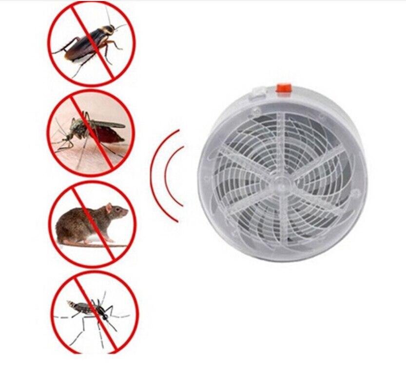 УФ Fly насекомых ошибках комаров лампы дома кухня Новые Потрясающие освещения уникальный Солнечный кайфолом убийца