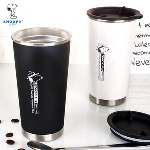 SNOOPY 400ml Vacuum Cup Stainl