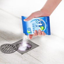 New 5PCS Powerful Sink Drain Cleaners Pipe Dredging The Kitchen Toilet Bathtub Sewer Cleaning Powder Cleaner Dropship