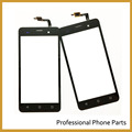 """5.0"""" Original New Touch Screen For Wiko jerry Digitizer Glass Touchscreen Front Sensor Glass Replacement Parts, Black Color"""