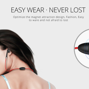 Image 3 - BT313 Bluetooth écouteurs Sport sans fil casque mains libres bluetooth écouteurs basse casques avec micro pour téléphone xiaomi iphone