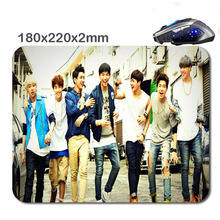 GOT7Hot Sell 2016 New Arrivals Customized Non-Slip Rubber 3D Printer Gaming laptop Rubber Durable Nice Mouse mat 220*180*2mm