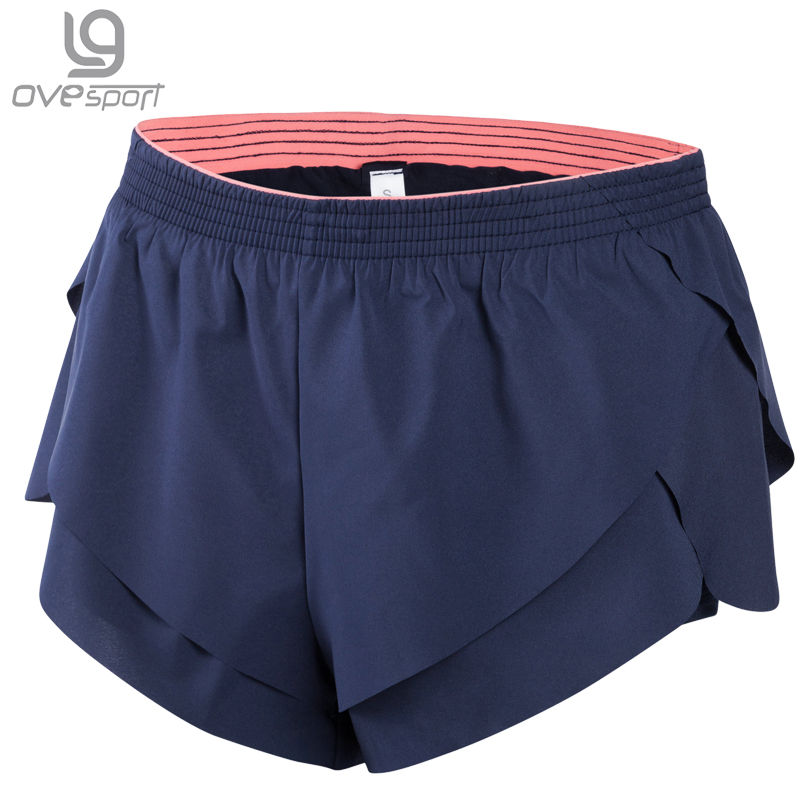 2019 Summer Causal Chiffon Loose Women's   Shorts   Fitness Sporting Quick Dry   Shorts   Sloid Elastic Female Casual Bottom   Short   Pants