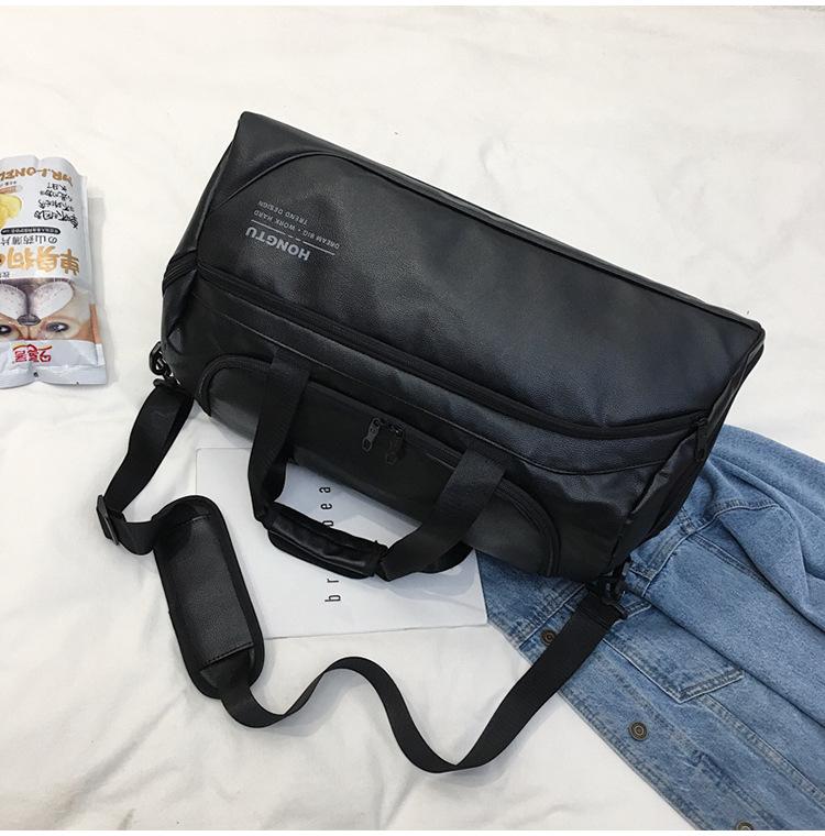 bag overnight big Black 8
