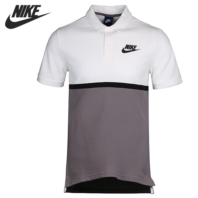 b1bff7f2 Original New Arrival 2018 NIKE AS M NSW POLO MATCHUP PQ NVLTY Men's T-shirts