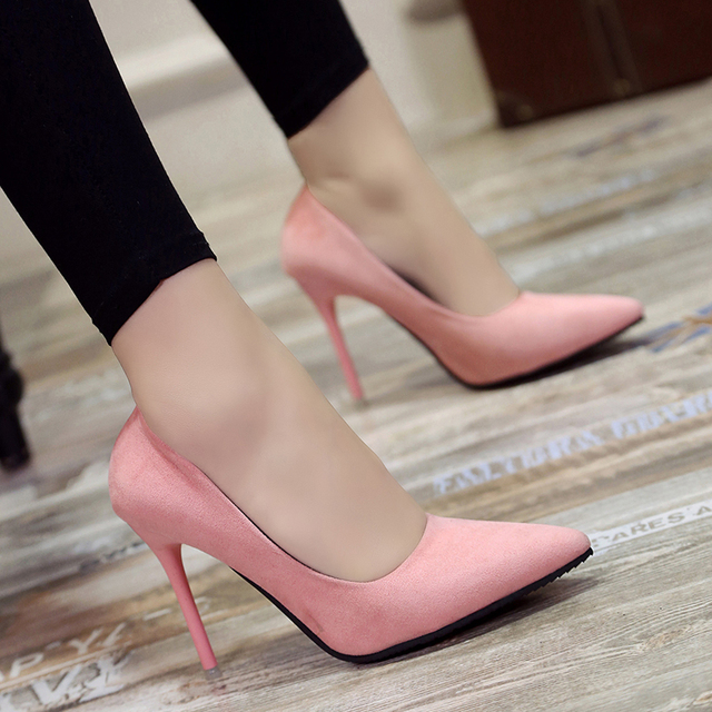 Casual & Office High Heel Shoe
