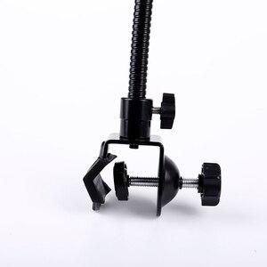 Image 4 - Cy duplo magia braçadeira conexão de tubulação vigorosamente multi função clipe c/u clip & 1/4 parafuso cabeça de cobre acessórios fotográficos