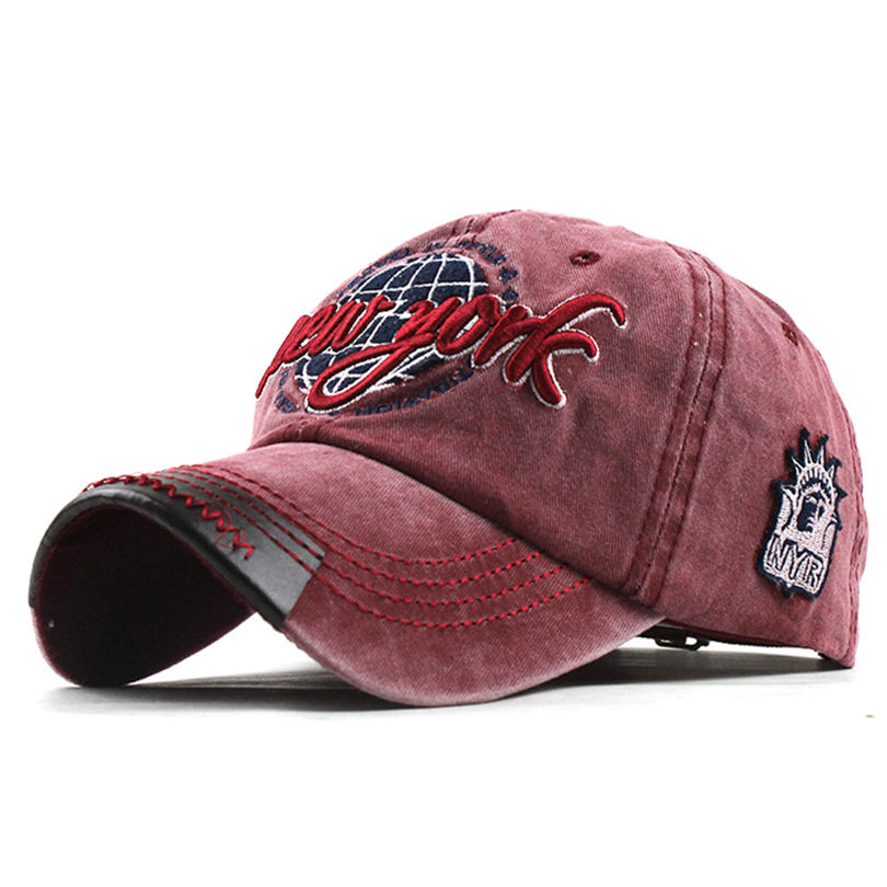 Fashion New Unisex Women Men Summer Brief Embroidered hat Outdoor Cotton High Quality Sunhat Adjustable Caps #4F10 (2)