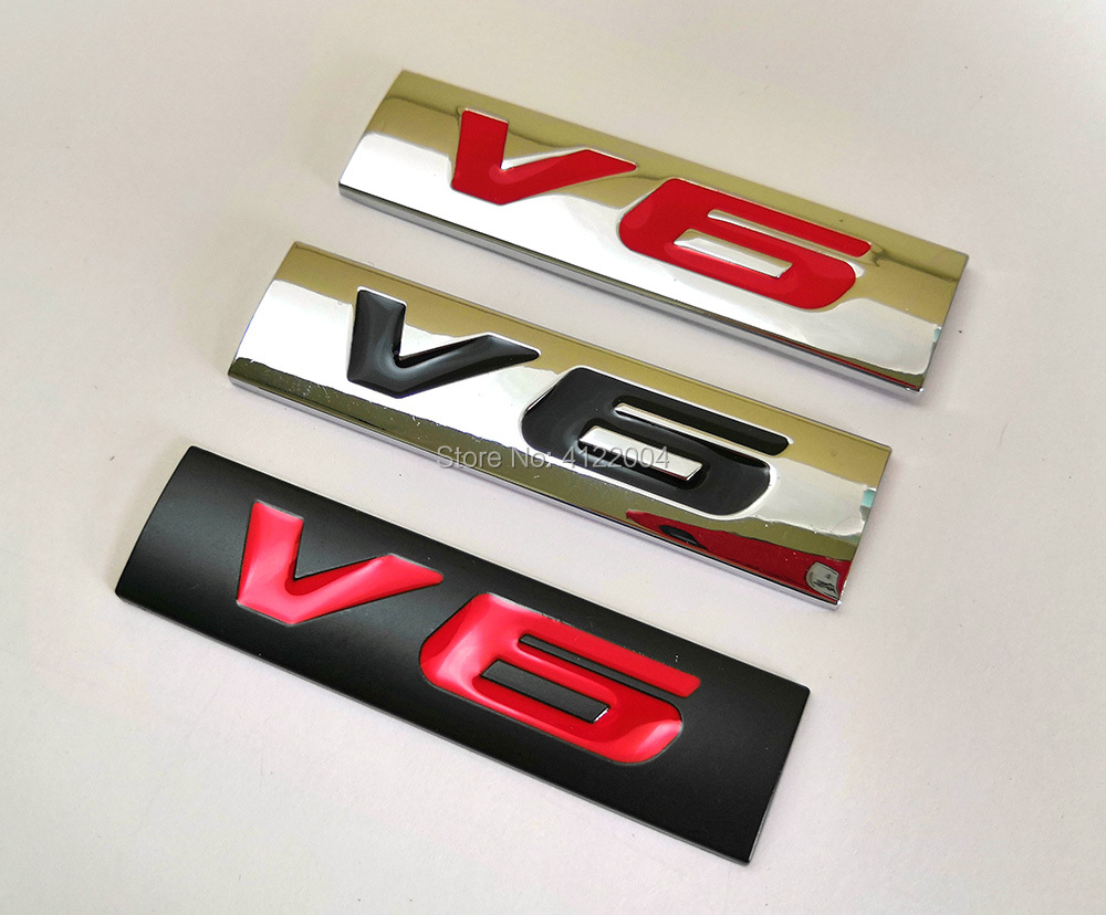1x SRT 8 Sticker Boot Tailgate Black /& Red Badge 3D Logo Emblem Decal Symbol