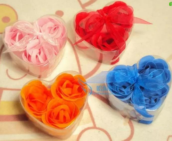 acquista all'ingrosso online saponi da bagno decorativi da ... - Bagno Romantico San Valentino