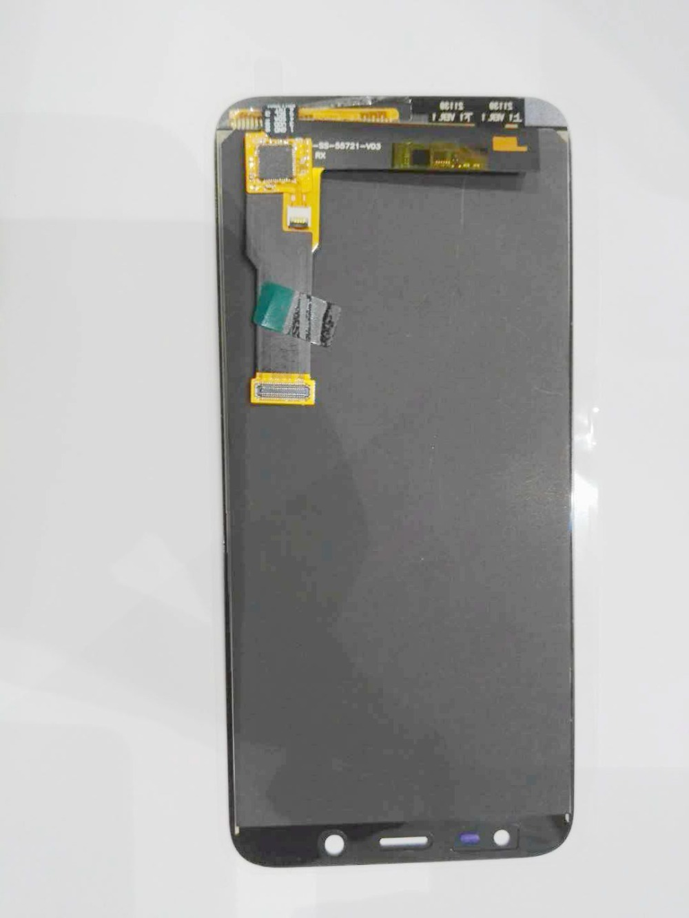 2018 Pour Samsung Galaxy J6 2018 J600 J600F J600Y Lcd écran Affichage + tactile Assemblée Verre TFT version Peut ajuster luminosité