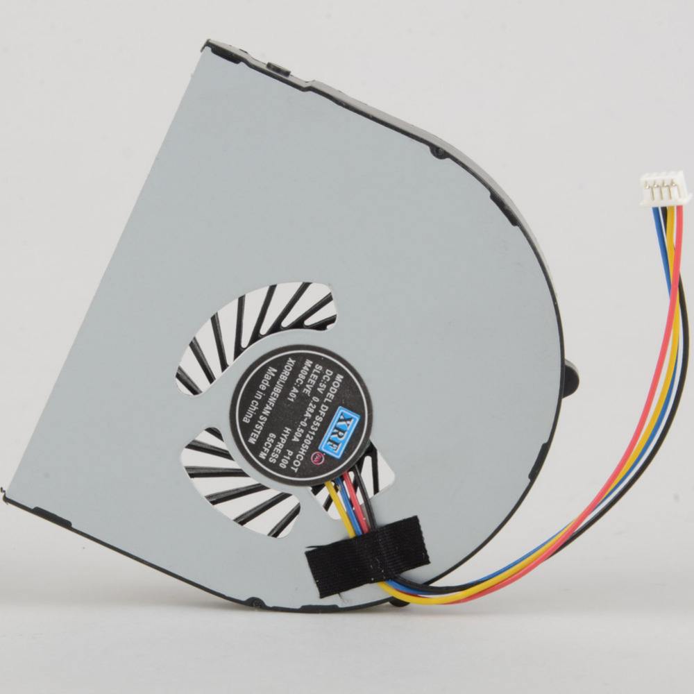 Laptops Replacements Cpu Cooling Fans Fit For Lenovo B480 B480A B485-B490 B590 M490 M495 E49 KSB06105HB -BJ49 VC343 4 wires laptops replacements cpu cooling fan computer components fans cooler fit for hp cq42 g4 g6 series laptops p20