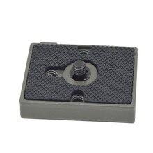 Hohe Qualität Schnellwechselplatte 200PL 14 PL Kompatibel Für Manfrotto Bogen Stativkopf