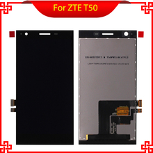 5inch LCD Display  For ZTE T50 ZTE Blade VEC 4G Touch Screen High Quality Mobile Phone LCDs