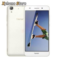 Huawei Honor 5A CAM-AL00 Smartphone 16GB ROM 2GB RAM 5.5 inch EMUI 4.1 Snapdragon 617 Octa Core Dual SIM FDD-LTE Mobile Phone