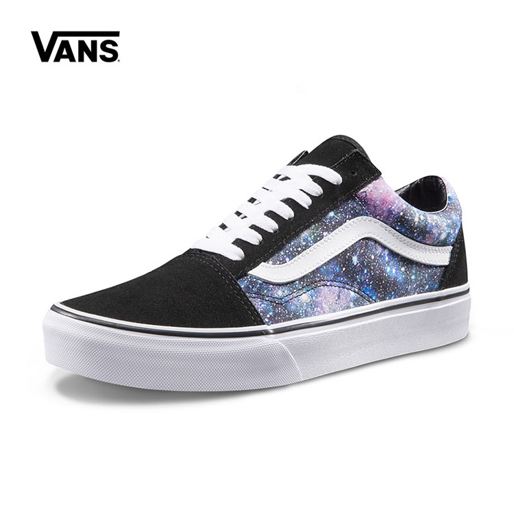 225efcea4 Official Original Vans Old Skool Star printing Unisex section shoes ...