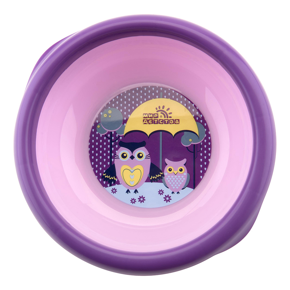 Dishes MIR DETSTVA 17369 for boys and girls Baby tableware plate set children products