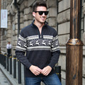 Men's Sweaters Zipper Men's Clothing From Manufacturers Knitting Sweater