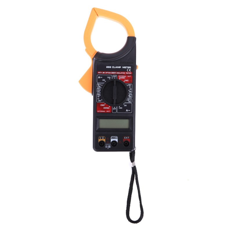 Digital Voltmeter Ammeter Ohmmeter Multimeter Volt AC DC Tester Clamp Meter multimeter DT266 for test Voltmeter Ohmmeter Ammet 300g piece size6 85c 90b 95a right side medical silicone fake breast forms for breast cancer surgery after breast enlargement