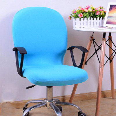 Swell Us 4 47 5 Off Newcomdigi Bright Color Spandex Cover Office Computer Chair Cover Stretch Rotate Swivel Chair Covers In Chair Cover From Home Garden Machost Co Dining Chair Design Ideas Machostcouk