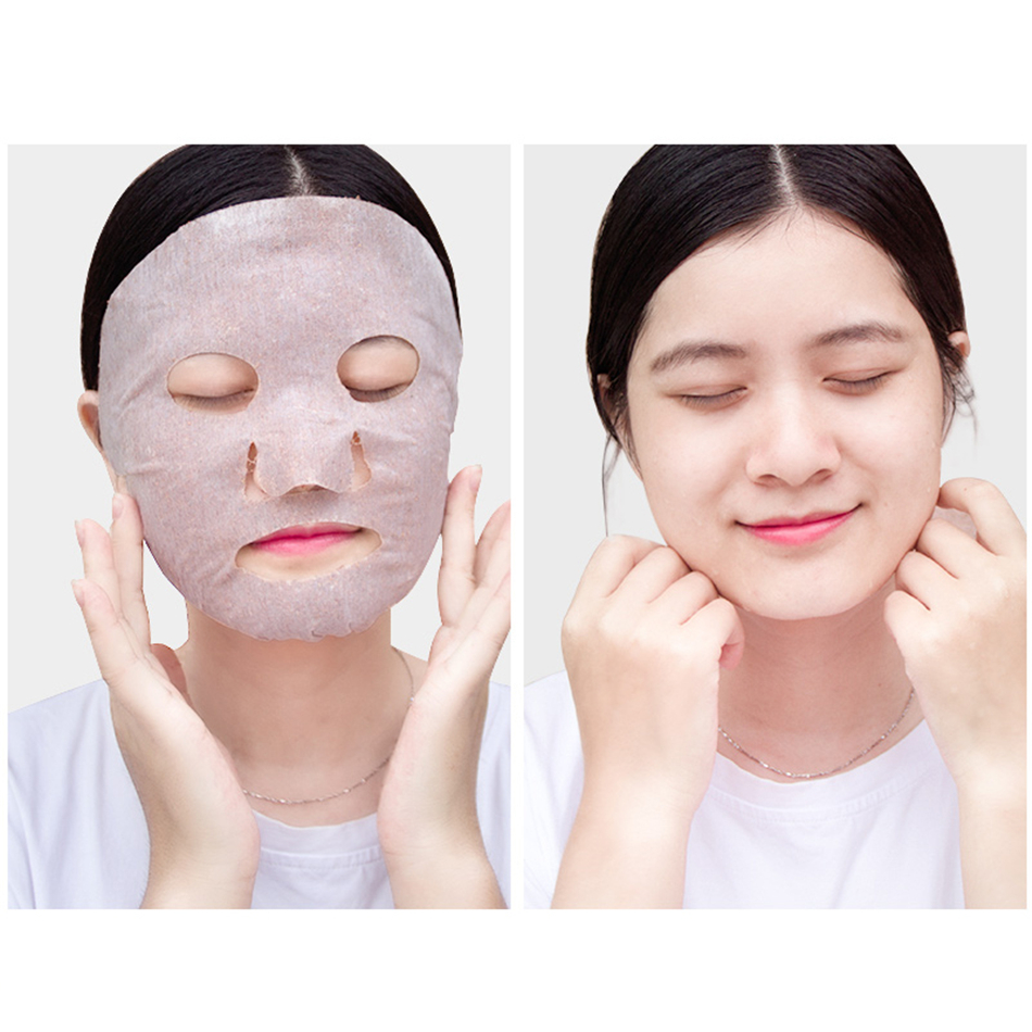 US $17 55 45% OFF|Alginate Mask Black Head Oil Suction Korean Face Mask  Seaweed Facial Masks Acne Skin Care Lift Anti Aging Wrinkle Bubble Mask-in