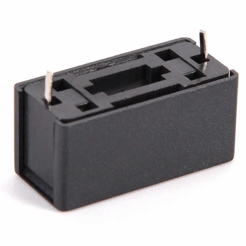 5 шт. 10A Amp Авто лезвие Стандартный держатель предохранителя коробка для автомобилей Лодка Грузовик с крышкой