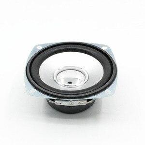 Image 2 - Sotamia 2個3インチミニポータブルフルレンジスピーカー4オーム10ワットスピーカー正方形音楽diyスピーカーホームシアター用