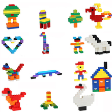 1000-Piece Set of Building Blocks for Kids