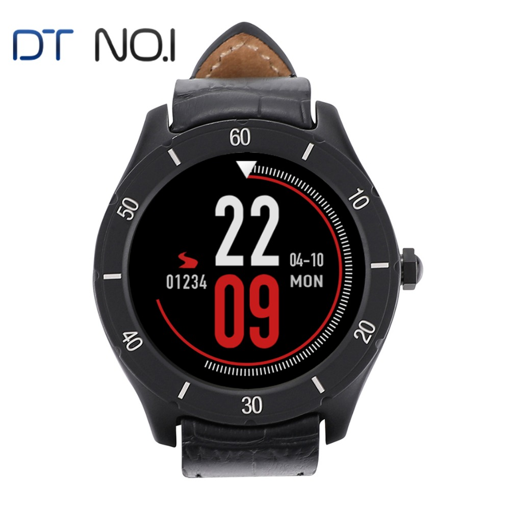 DTNO.1 K22 Montre Smart Watch Android 4.4 Dual-Core GPS WiFi MTK6572 1g + 8g Musique Course Intelligente montre Hommes Dispositifs Portables