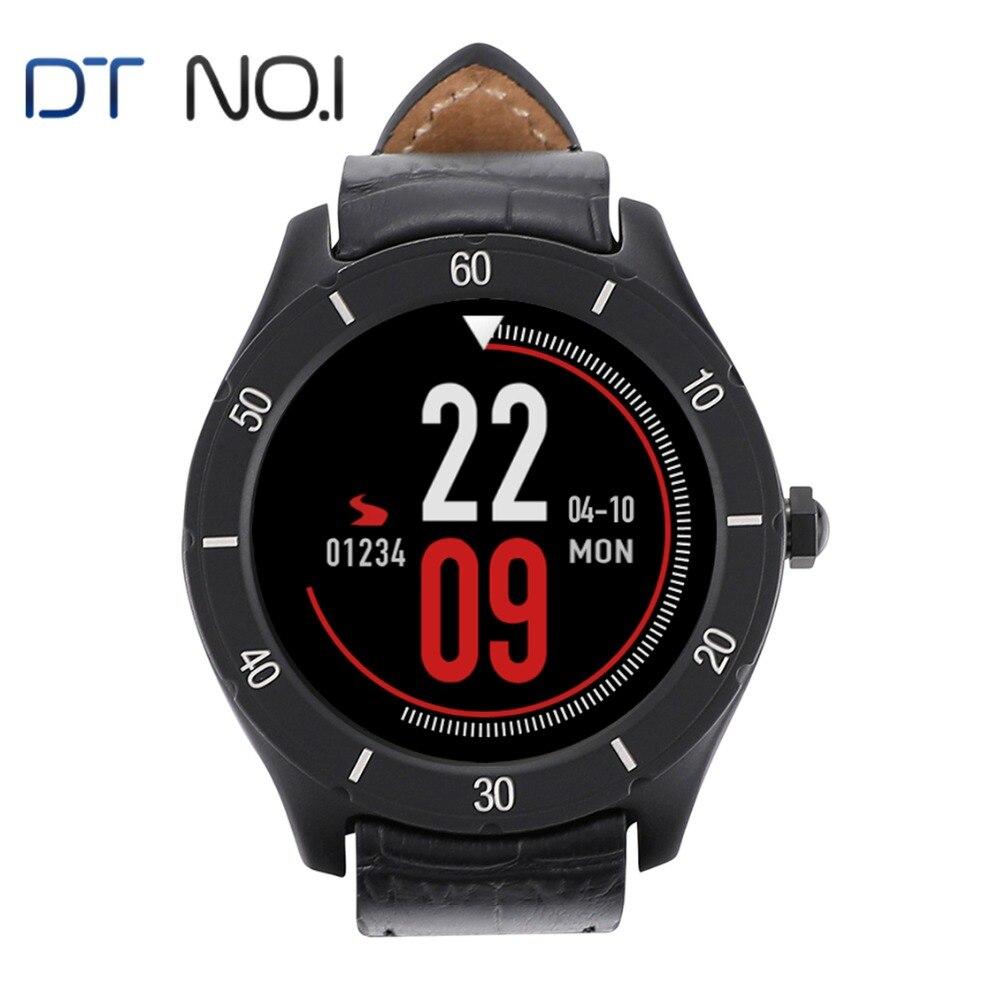 DTNO.1 K22 reloj inteligente Android 4,4 Dual-Core GPS WiFi MTK6572 1g + 8g música inteligente corriendo reloj hombres dispositivos Wearable