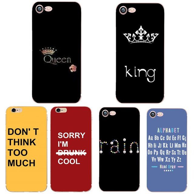 coque king queen iphone 6