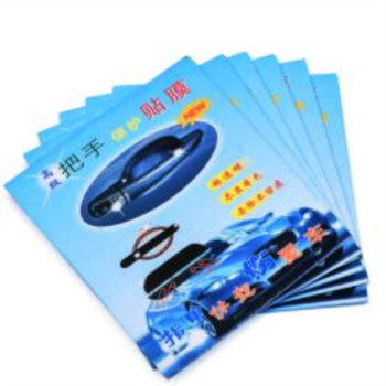 Car Handle Protective Film for Renault clio megane 2 3 duster captur logan fluence kadjar Car-Styling sticker Accessories image