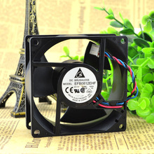 Free Delivery. 8 cm 8032 EFB0812EHF 12 v 0.68 A double ball server A cooling fan