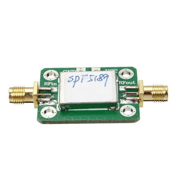 1 PC LNA 50-4000 MHz SPF5189 RF Amplificateur Signal Récepteur Pour FM HF VHF/UHF Ham Radio Module Conseil Le Plus Bas Prix