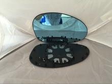 Боковая сторона/BMW E81 E87 E90 E91 E92 E93 боковое зеркало с голубым подогревом асферическая защита от слепых зон