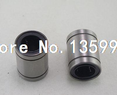 2pcs LM40UU CNC Linear Roller Motion Bushing Ball Bearing 40*60*80mm2pcs LM40UU CNC Linear Roller Motion Bushing Ball Bearing 40*60*80mm