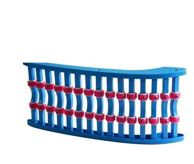 цена на Neck spine stretcher, 3rd generation, Lumbar stretch, back relieve unit appliance, humpback massage cushion cervical lumbar pad