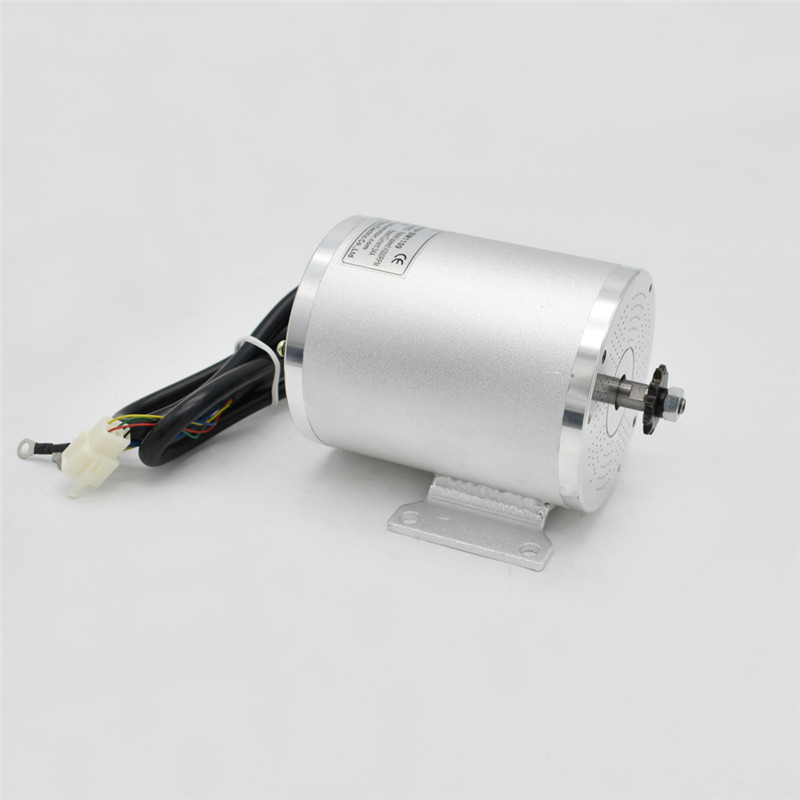 MY1020 upgraded brushless motor BM1109 Electric bicycle motor 36V/48V 1000W Electric bike conversion kit BLDC Central Drive-in Electric Bicycle Motor from Sports & Entertainment    1
