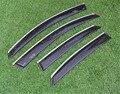 4 pçs/set Viseira Janela Sombra Ventilação Defletor Sun Chuva Guarda Escudo Para LEXUS NX NX200T NX300H 2015 Novo