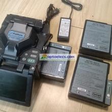 2 компл./лот Замена BTR-06S Батарея для FSM-50S FSM-17S FSM-50R FSM-17R слияние оптических волокон Splicer оптическое волокно сварочный аппарат