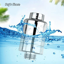 2018 New Water Purifier Output Universal Shower Filter Activated Carbon Household Kitchen Faucets Purification Home Bathroom(China)
