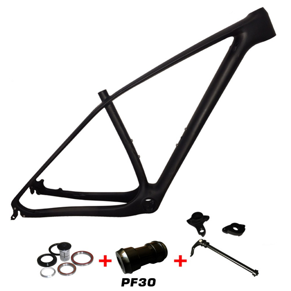 2017 T1000 Carbon MTB Frame 29er/27.5er MTB Bicycle Carbon Frame PF30 Carbon Mountain Bike Frame 650b Carbon Bicycle Frame 2017 mtb bicycle 29er carbon frame chinese mtb carbon frame 29er 27 5er carbon mountain bike frame 650b disc carbon mtb frame 29