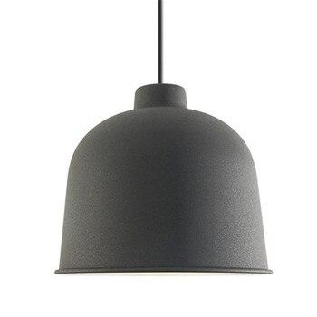 Светодиодный подвесной светильник в стиле лофт, простой современный подвесной светильник, светильники для столовой, бара, железный подвесн...