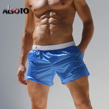 Man Beach Swimsuit Casual Trunks Shorts